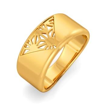Bare Basics Gold Rings