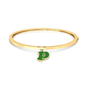 Picture perfect Gold Bangles