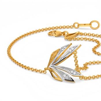 Vision in White Diamond Bracelets