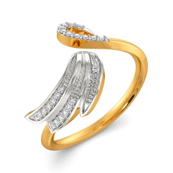 Avian Grace Diamond Rings