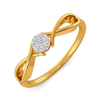 Chic Parade Diamond Rings