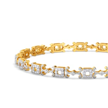 Luster Leisures Diamond Bangles