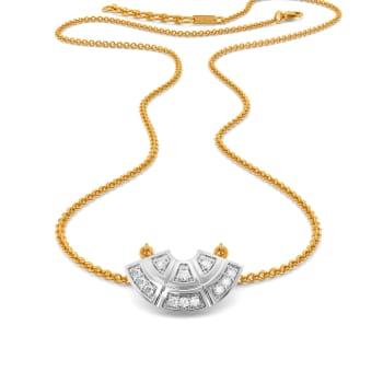 Checks Club Diamond Necklaces