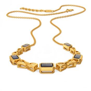 Earthy Neutrals Gemstone Necklaces