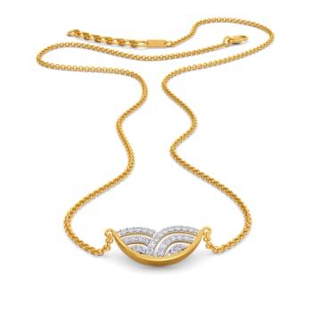 Contour de Paris Diamond Necklaces