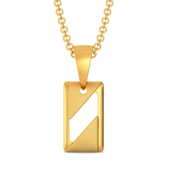 Uber Understated Gold Pendants