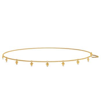 Bow Bistro Gold Waist Chains