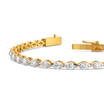 Marquise Moi Diamond Bracelets