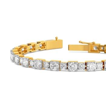 Eclectically Me Diamond Bracelets
