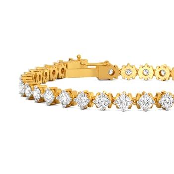Cosmic Romance Diamond Bracelets