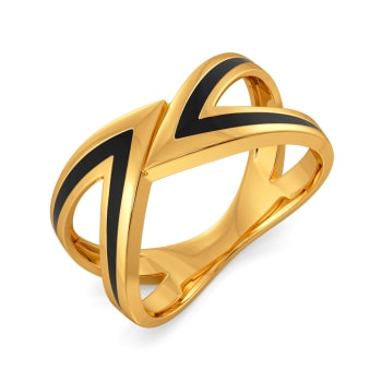 Trench Trials Gold Rings