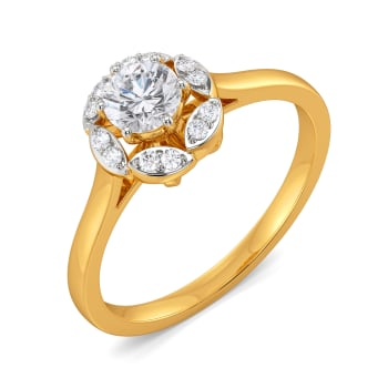 Timeless Love Diamond Rings