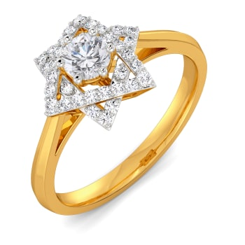 Mi Estrella Diamond Rings