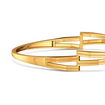 The Neo Retro Gold Bangles