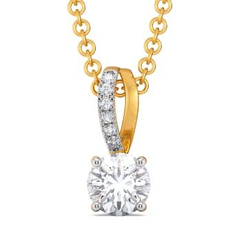 Seek the Spark Diamond Pendants