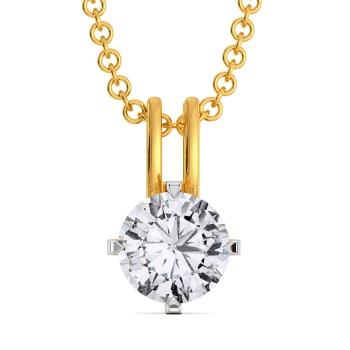 Glint N Glow Diamond Pendants