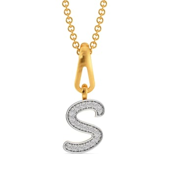 Super Star  Diamond Pendants