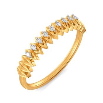 Sunny Shine Diamond Rings