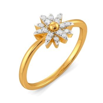 Spike N Like Diamond Rings