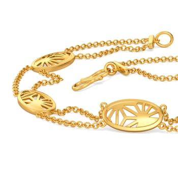 Inner Lace Gold Bracelets