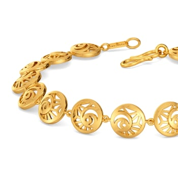 Break Out Bold Gold Bracelets