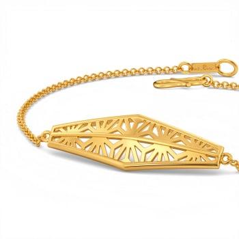 Lacy Unveil Gold Bracelets