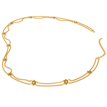 Withering Heights Gold Waist Chains