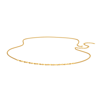 Lady Belle Gold Waist Chains