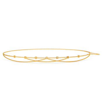 Prime O Pride Gold Waist Chains