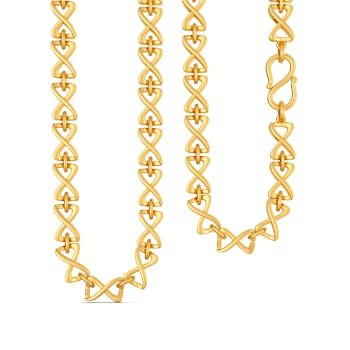 Grace N Glaze Gold Chains