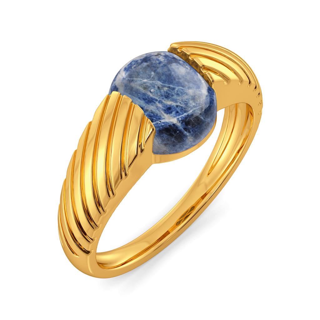 Bleach n Beyond Gemstone Rings