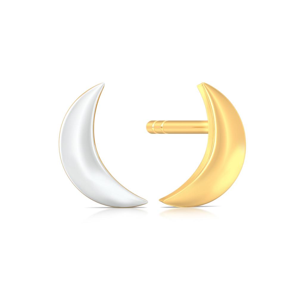 Mia Luna Gold Earrings