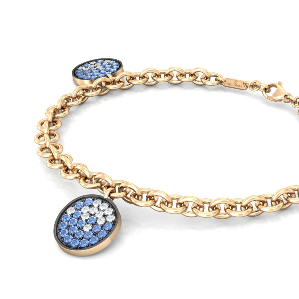 Means of Jeans Diamond Bracelets