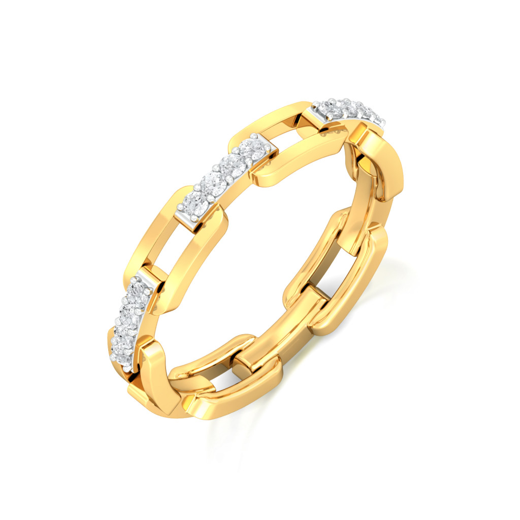 From Here to Eternity Diamond Rings