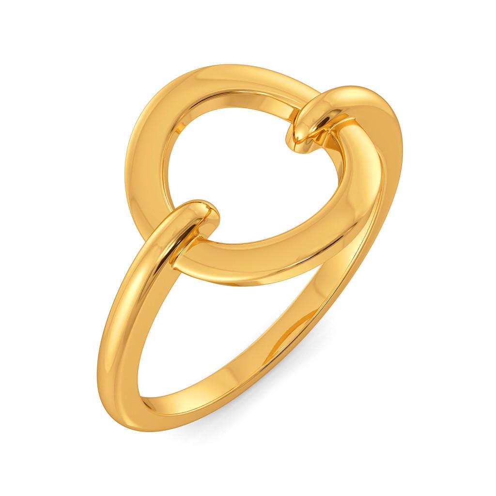 Take Two Gold Rings