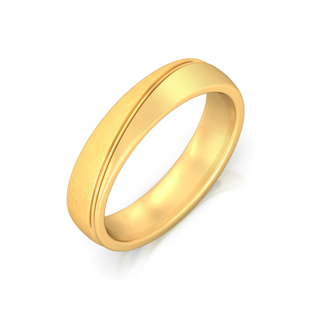 Sunshine yellow Gold Rings