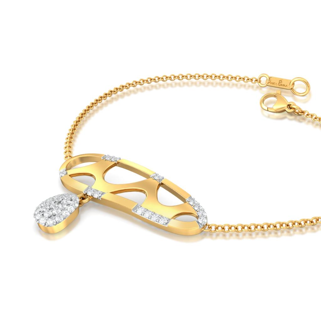 Jungle Jazz Diamond Bracelets