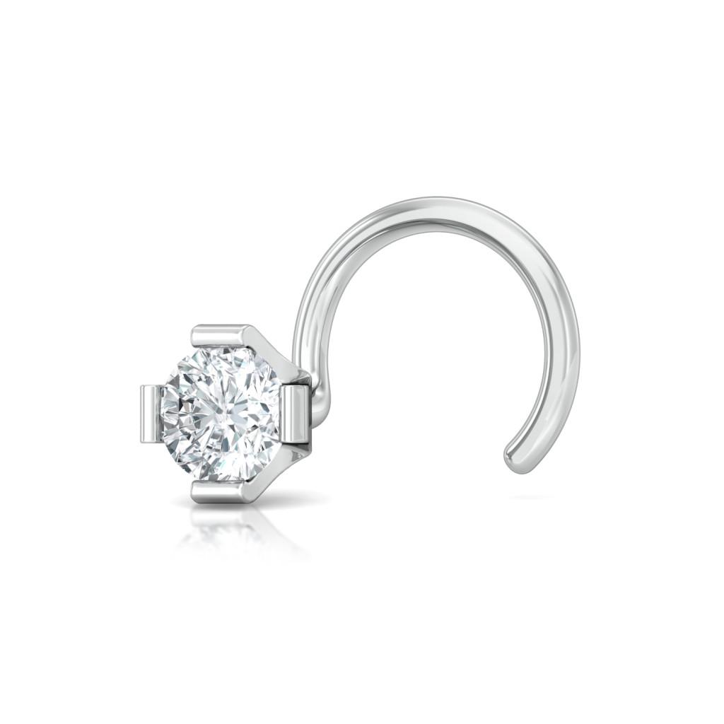 Viva Forever Diamond Nose Pins