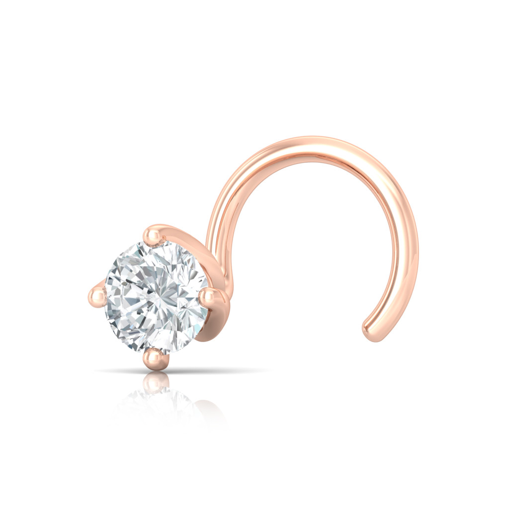 Sparklers Diamond Nose Pins