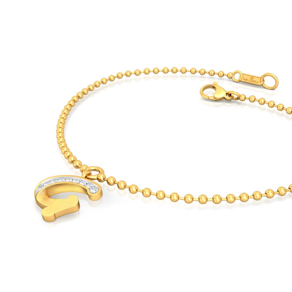 Gangsta Gal Diamond Bracelets