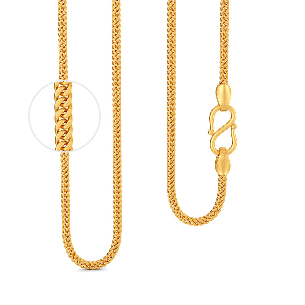 22kt Rope Chain Gold Chains