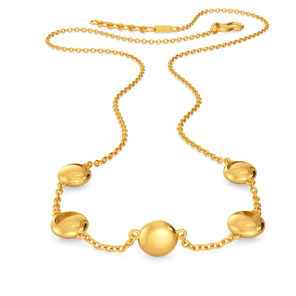 Luna Lullaby Gold Necklaces