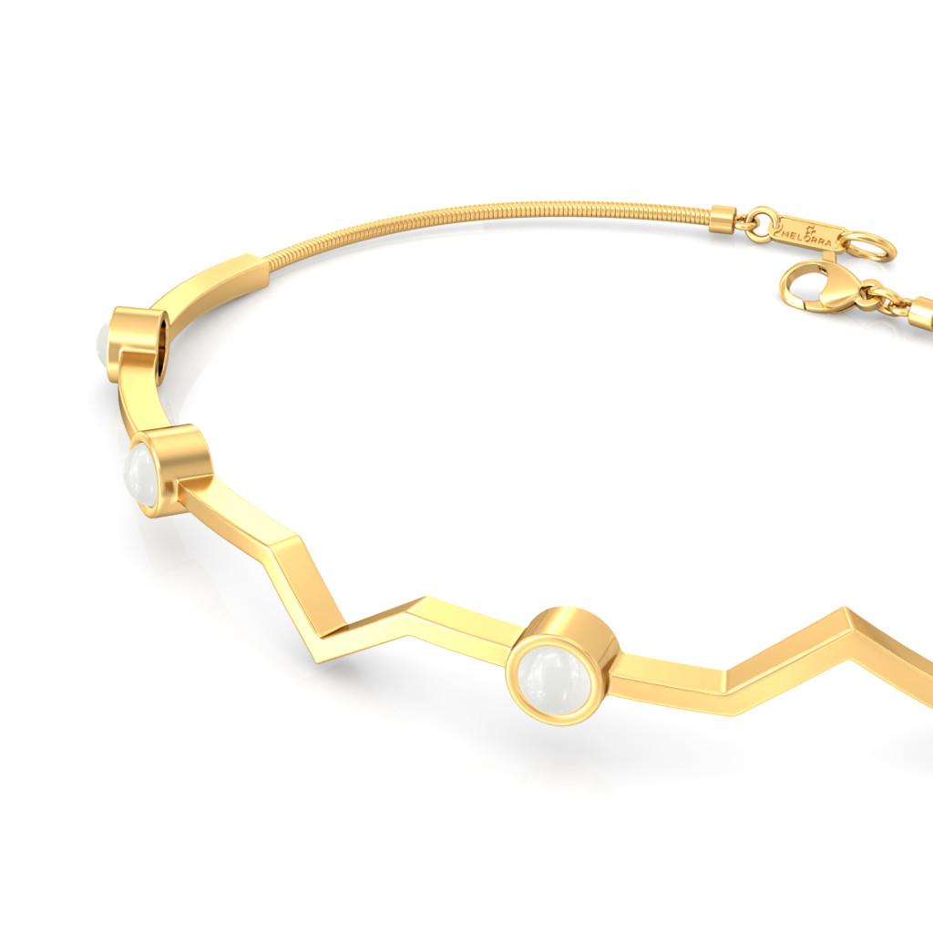 Moonstruck Gemstone Bracelets