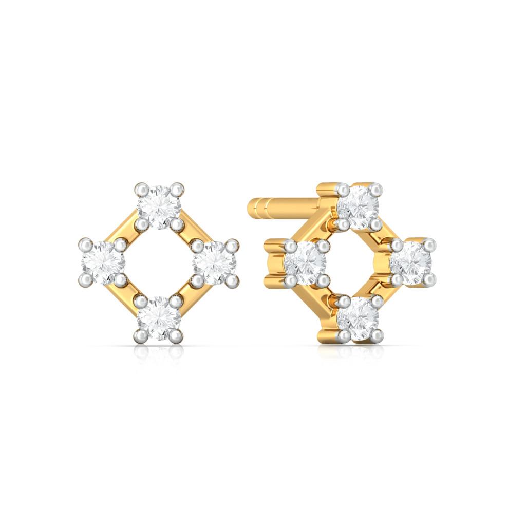 The Opening Act Diamond Earrings