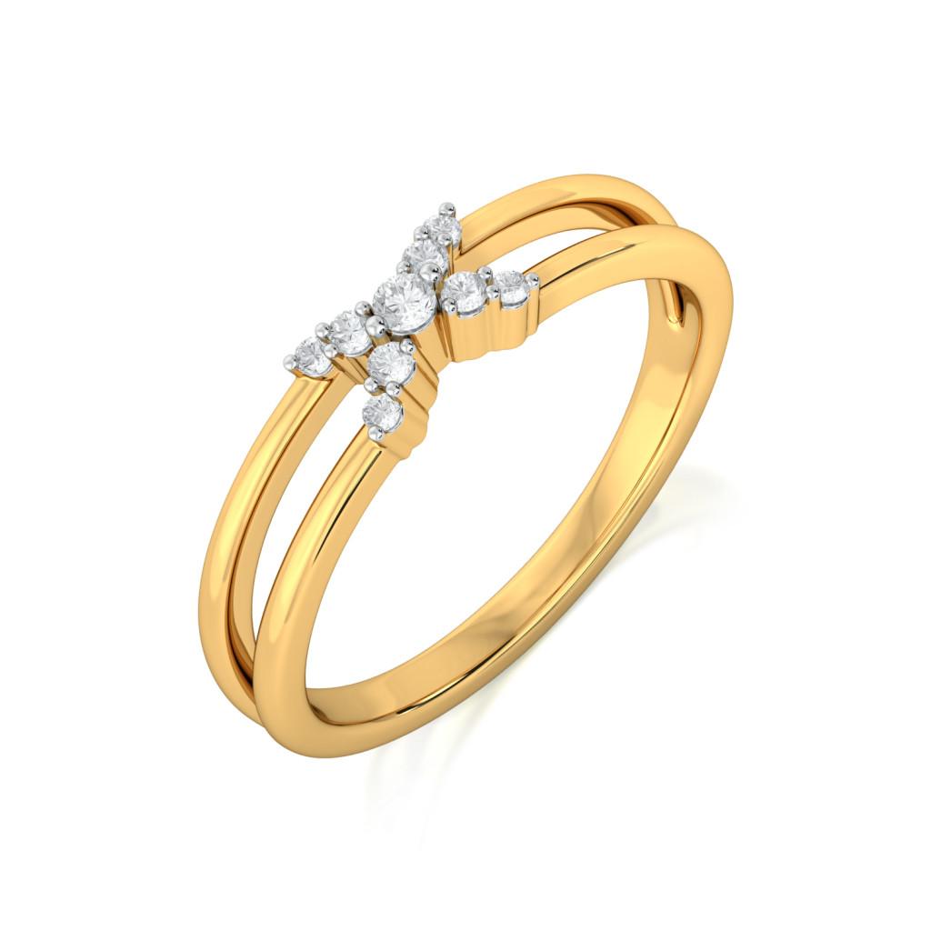 Magique Bravura Diamond Rings