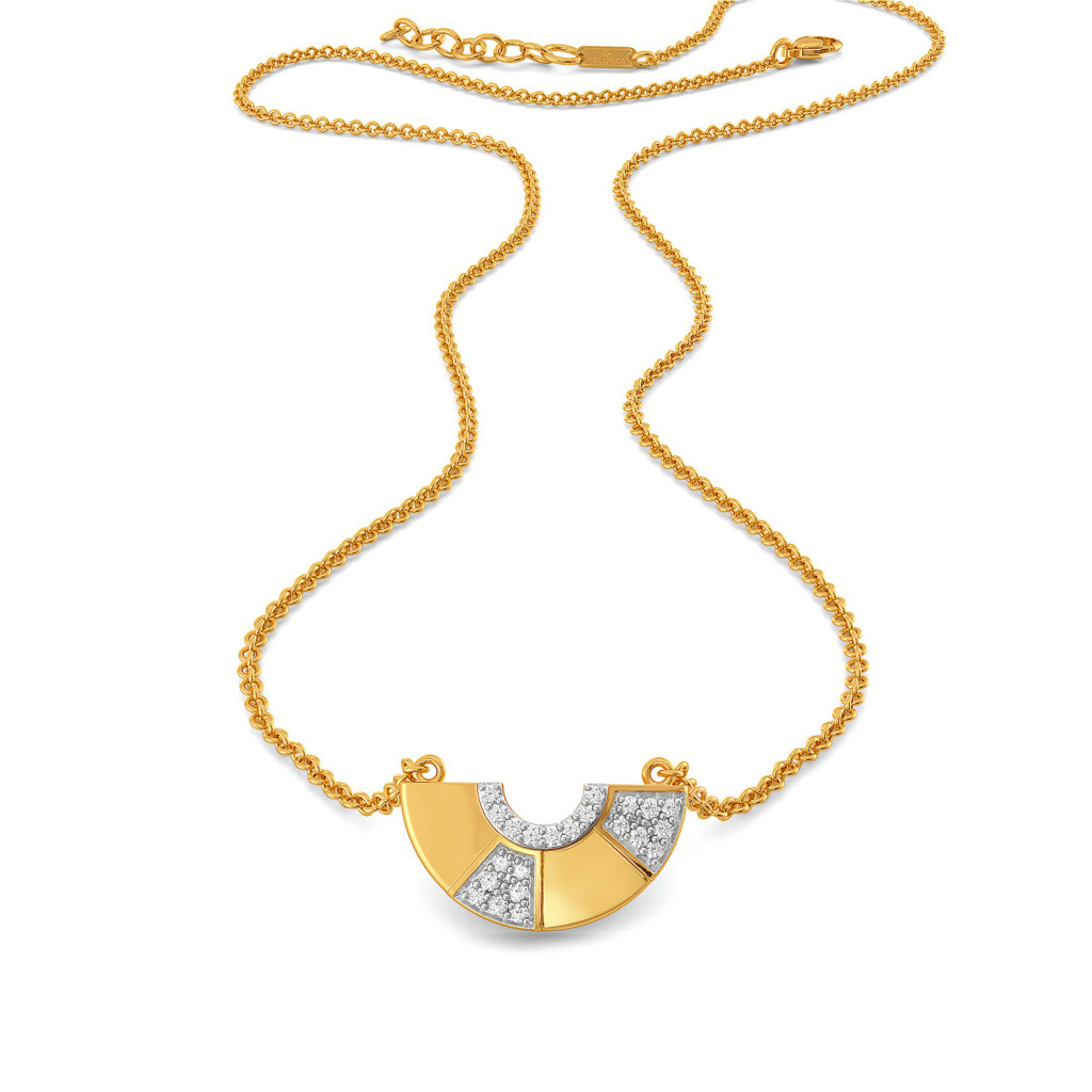 Ark Sparks Diamond Necklaces