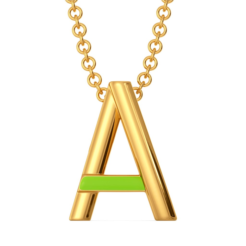 All Aboard Gold Pendants
