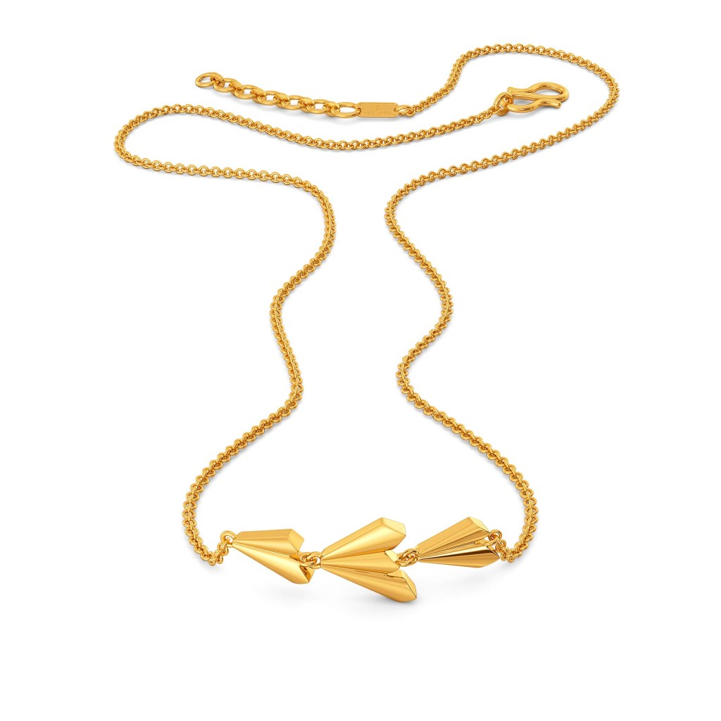 Rockabella Gold Necklaces