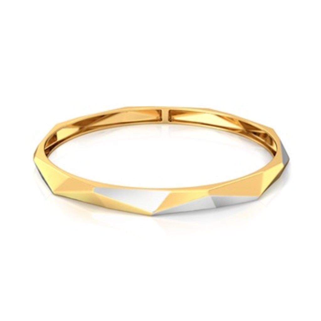 The Cryptic Code Gold Bangles
