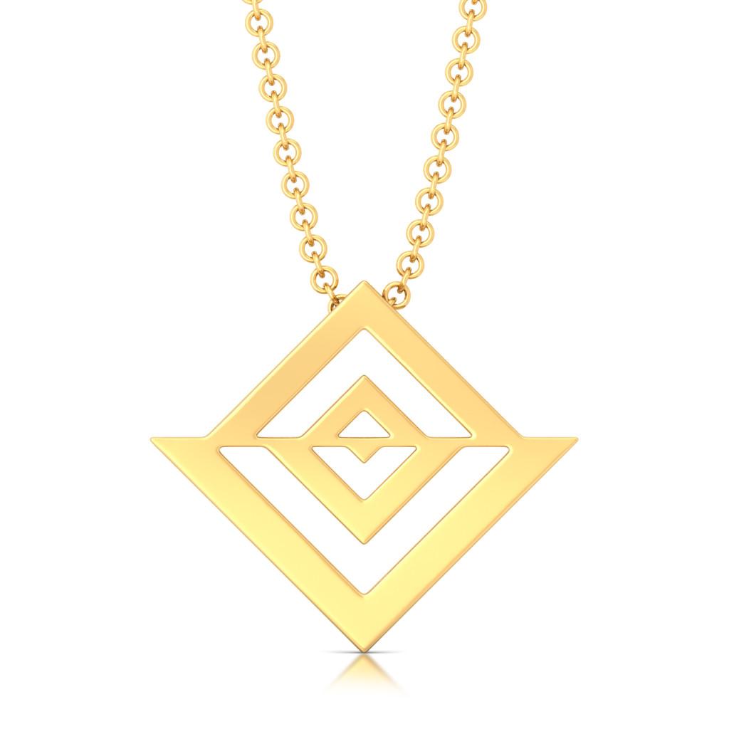 Synctastic Gold Pendants